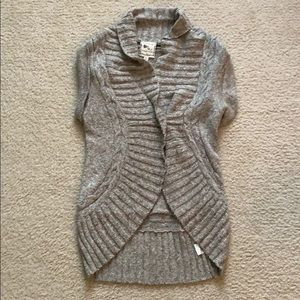 Sweater top for layering
